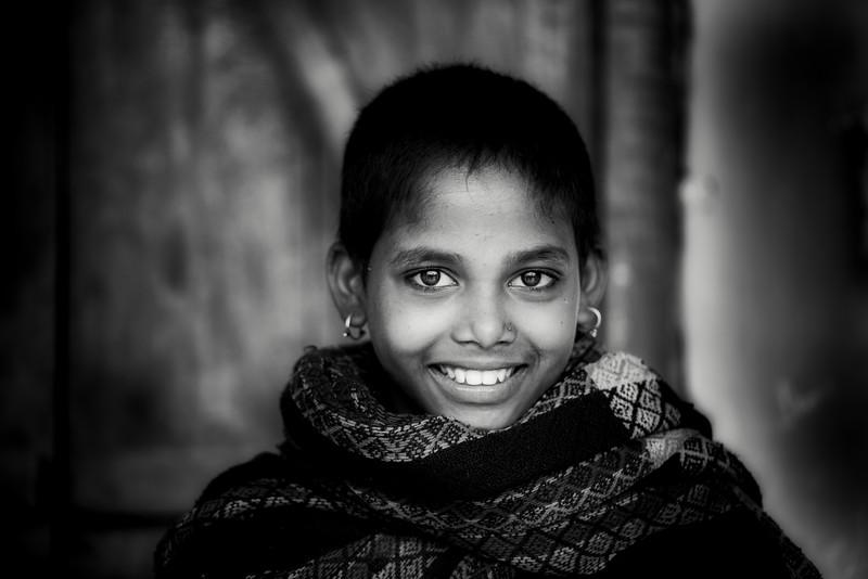 What a smile, Balipara