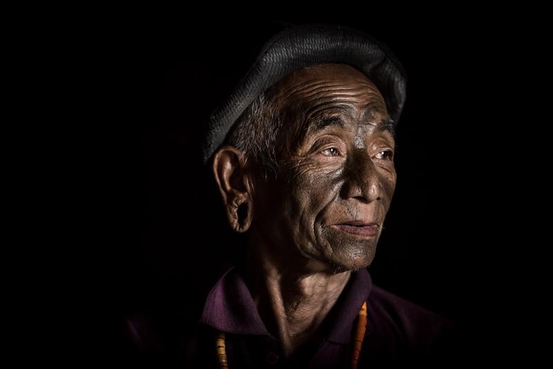 Tribesman from Hongphui
