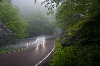 The Ghost of Smuggler's Notch
