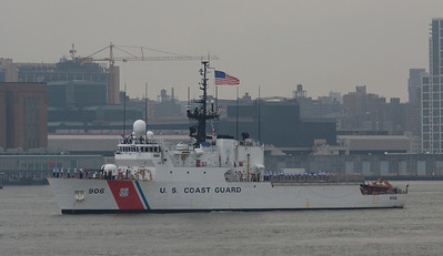 US Coast Guard Cutter SENECA (WMEC 906)