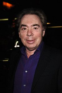 16/03/2007 PA File Photo of Andrew Lloyd Webber at the BBC TV studios in Shepherds Bush, west London for Comic Relief Night. See PA Feature TV Lloyd Webber. PA Photo/Joel Ryan