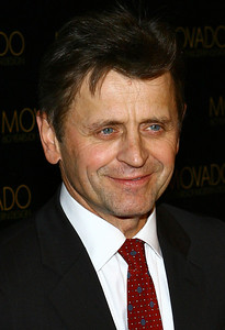 NEW YORK - OCTOBER 24:  Mikhail Baryshnikov attends a celebration for Movado's 60 years of modern design at the Cooper-Hewitt National Design Museum on October 24, 2007 in New York City.  (Photo by Scott Wintrow/Getty Images) *** Local Caption *** Mikhail Baryshnikov