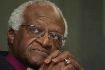 Press Conference: Church Unity  Most Reverend Desmond Tutu
