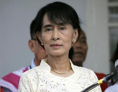 1 Aung San Suu Kyi 2