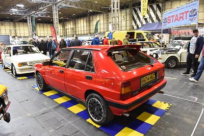 Lancia Delta Integrale H974 HEC
