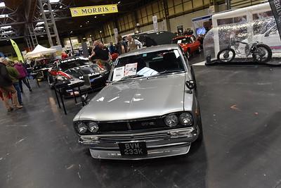Nissan Skyline BVM 233K