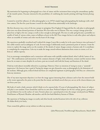 John Wawrzonek bio and artist's statement-3