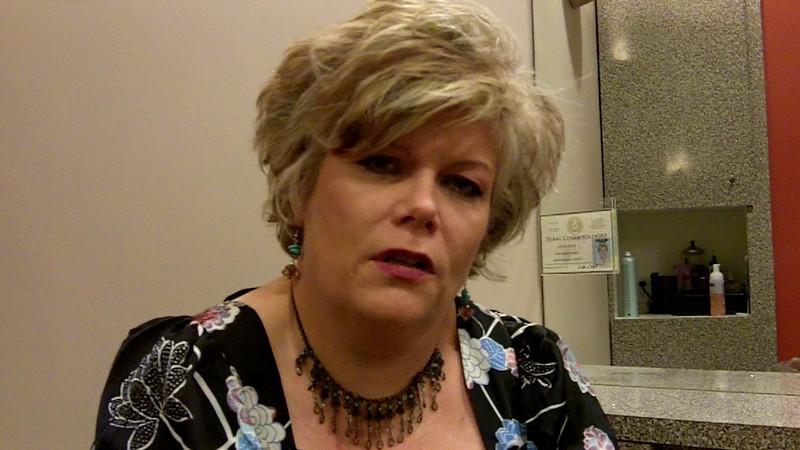 Maile Johnson, hair stylist,