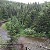 River ravine