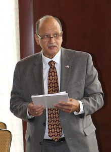 Senator Harol Metts, RI General Assembly