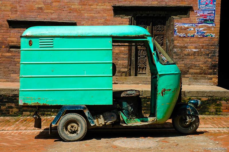 Utility Van<br /> Bhaktapur