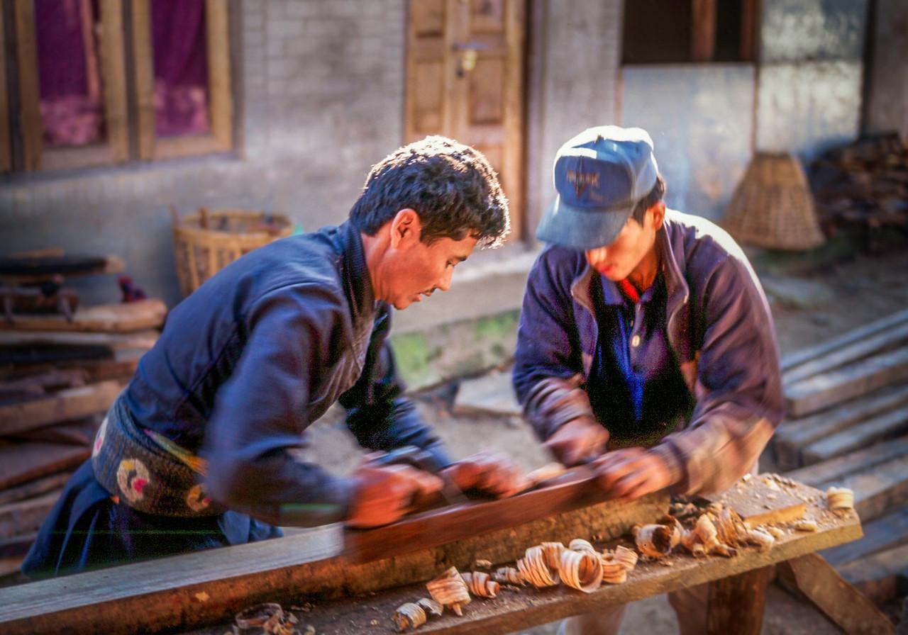 Woodworkers, Goisandkund