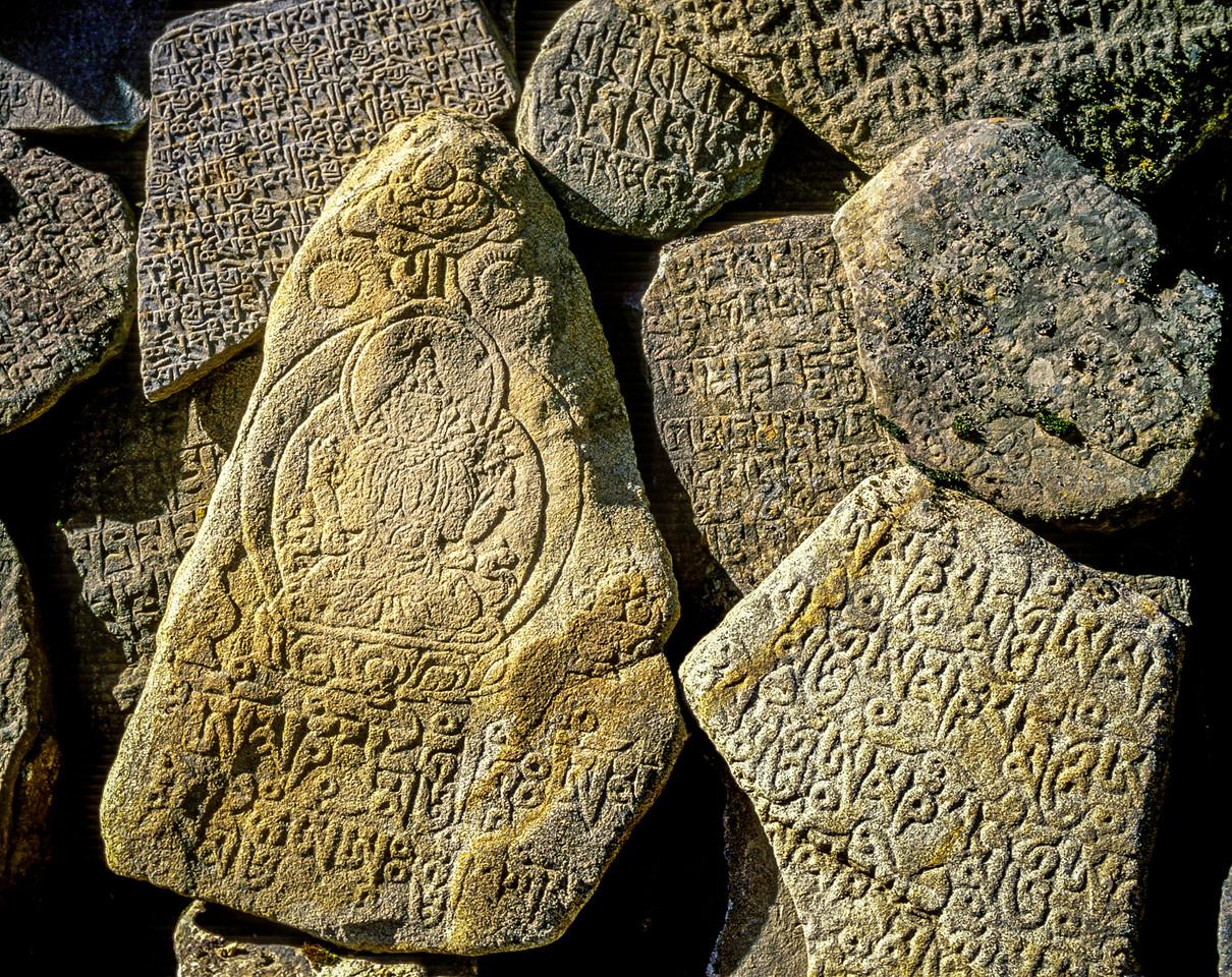 Manna stones