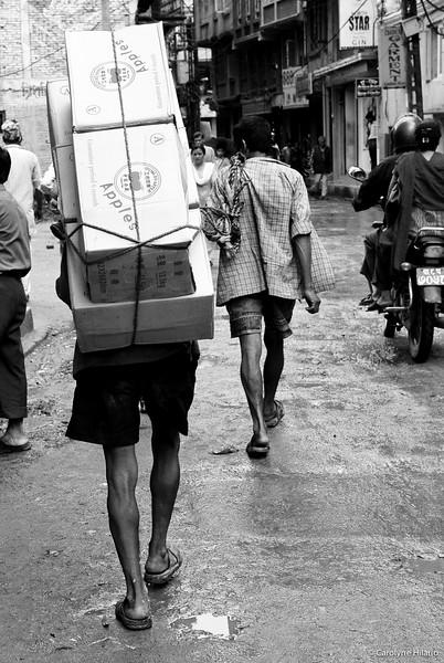 Sherpa in the City<br /> Kathmandu