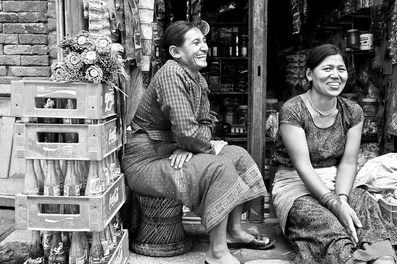 Shop Gossip<br /> Bhaktapur