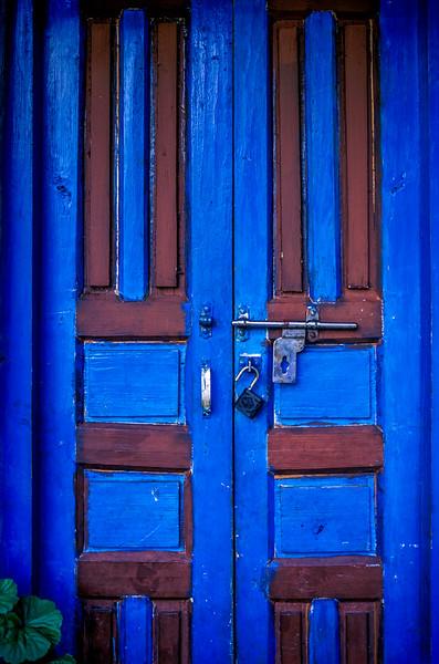 Blue Door, Langtang