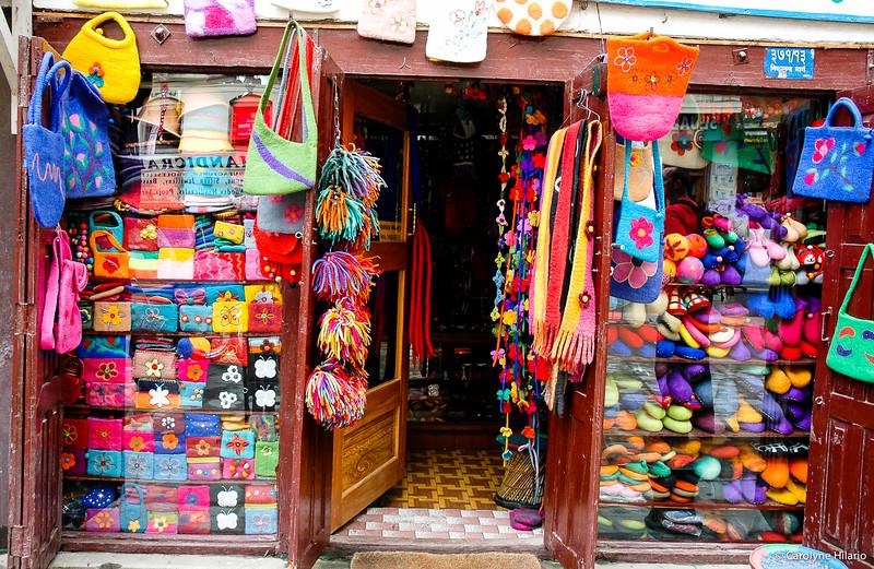 Felt Shop<br /> Kathamandu