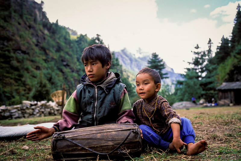Drummer Boys, Khumbu