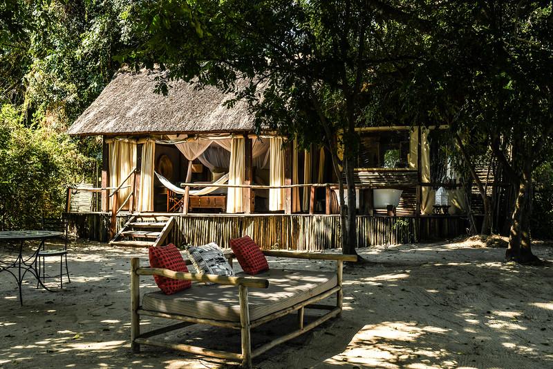 Sindabezi Island