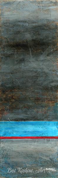 Gray 1/3 Triptych