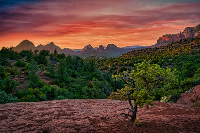 SEDONA SUMMER EVE