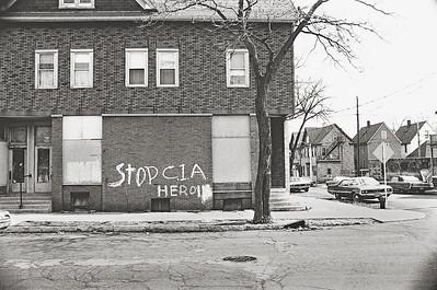 Stop CIA Heroin