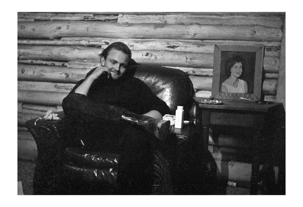 Sonny in Possum's Living Room