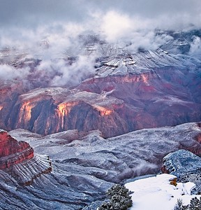 GRAND CANYON WINTER STORM