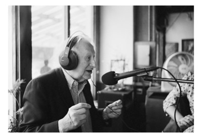 Studs Terkel on Live from the Heartland Radio Show