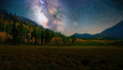 ARIZONA FALL MILKY WAY