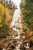 NH CONWAY WHITE MOUNTAINS APP TRAIL ARETHUSA FALLS OCTJH_MG_3526SSW