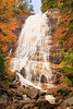 NH CONWAY WHITE MOUNTAINS APP TRAIL ARETHUSA FALLS OCTJH_MG_7330SSW