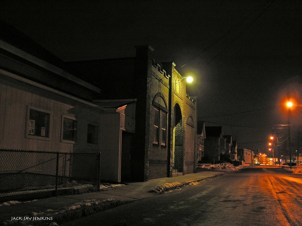 Quincy Street, Nashua