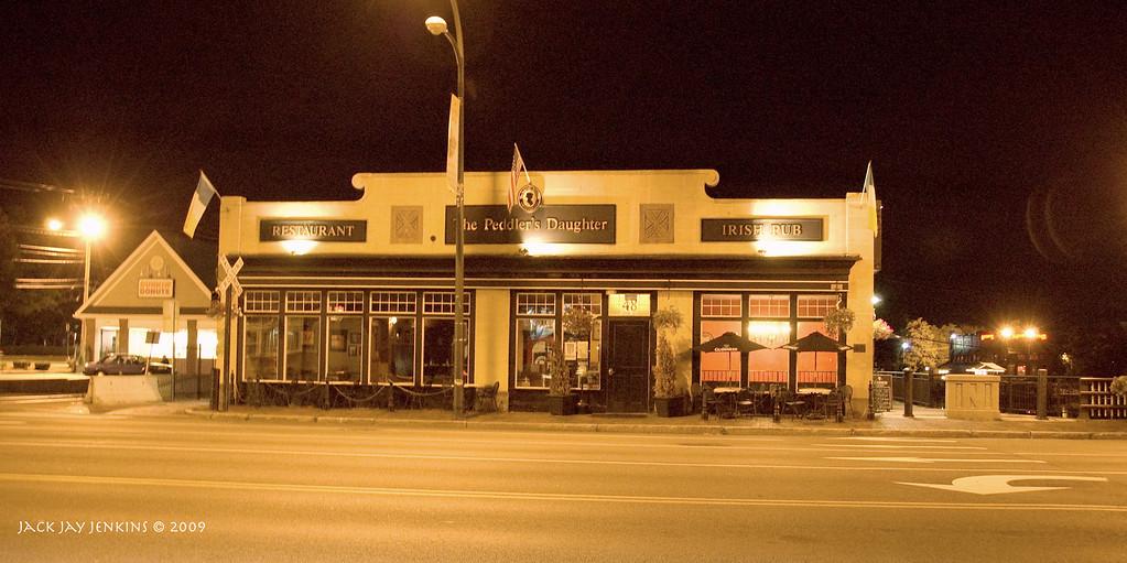 Peddler's Daughter Resturant, Main Street, Nashua