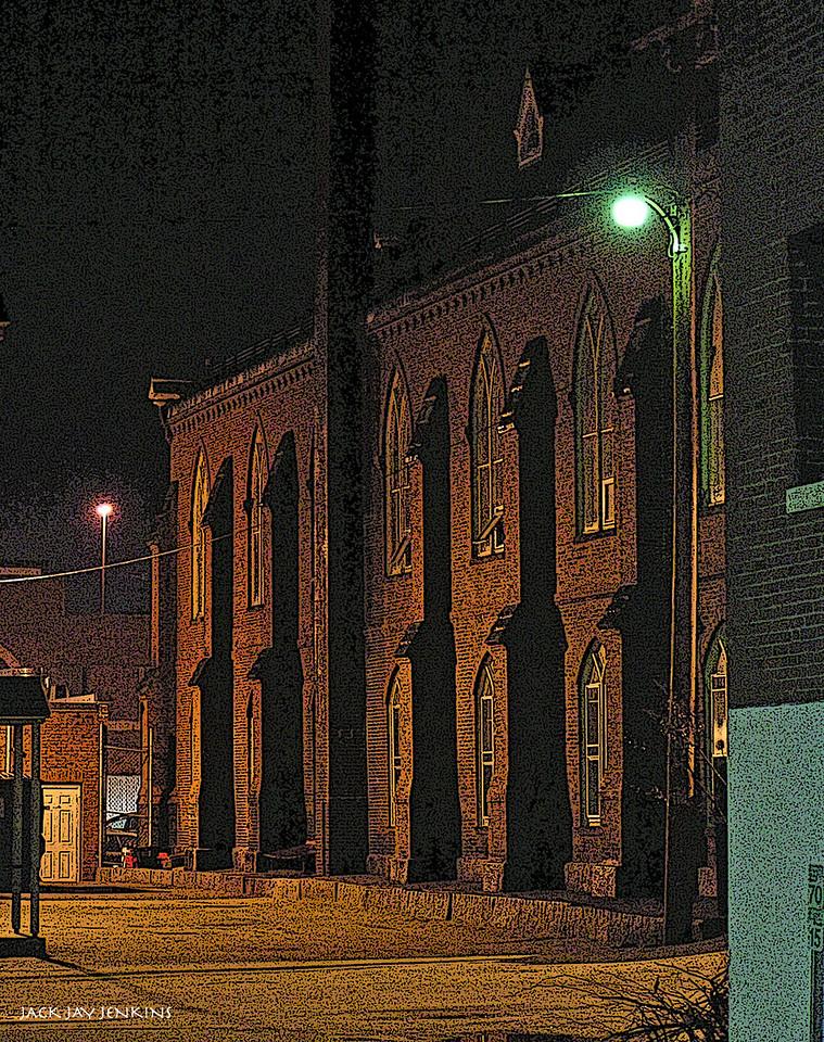 United Methodist Church, Nashua