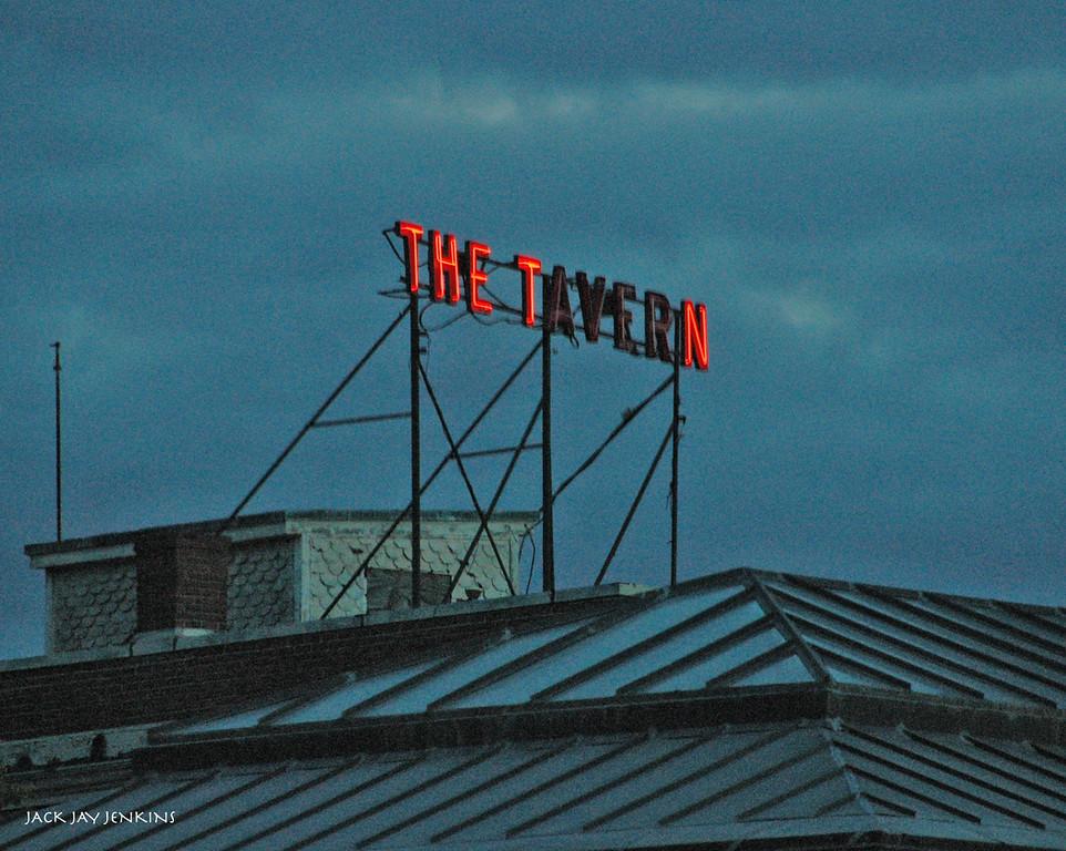 A Nashua Landmark - The Tavern