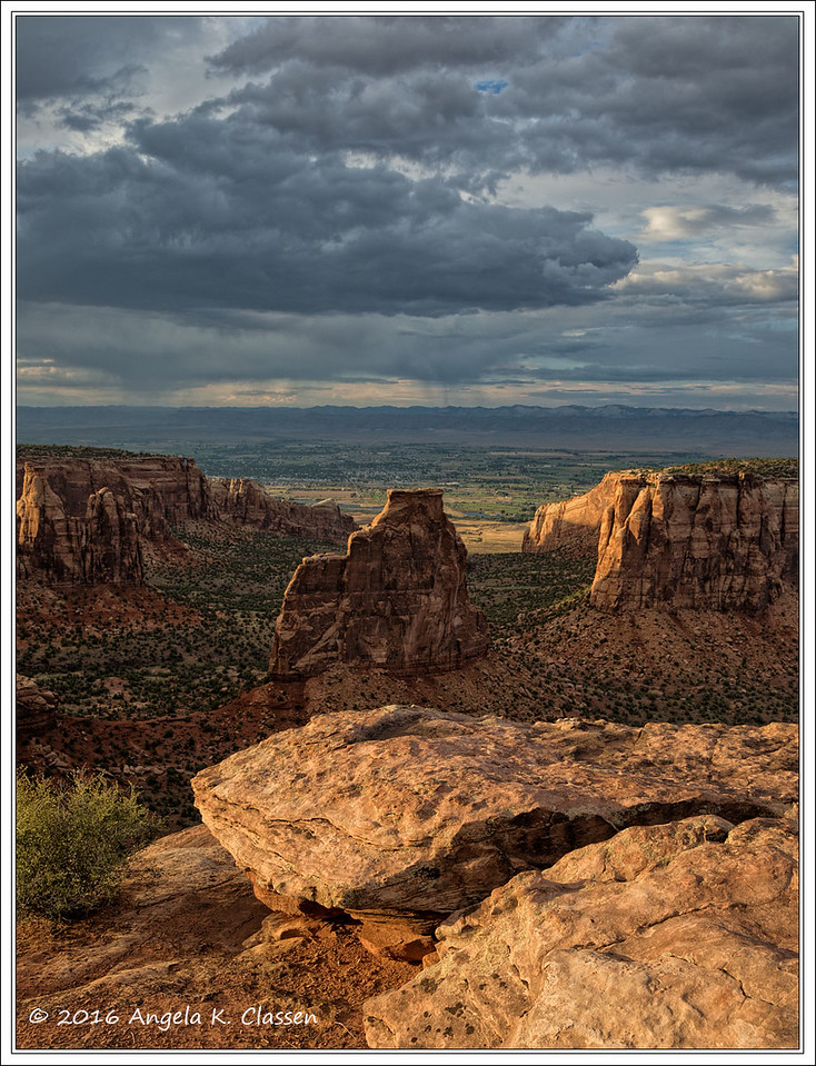 Independence Monument, Colorado National Monument, Grand Junction, Colorado