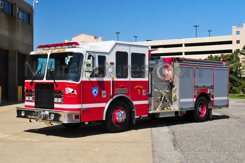 ATLANTIC CITY INTERNATIONAL AIRPORT ENGINE 1