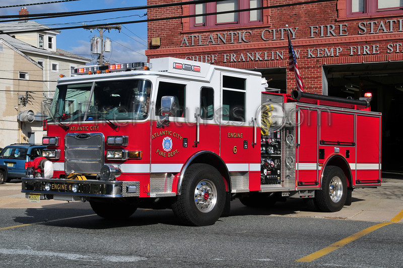 ATLANTIC CITY, NJ ENGINE 6