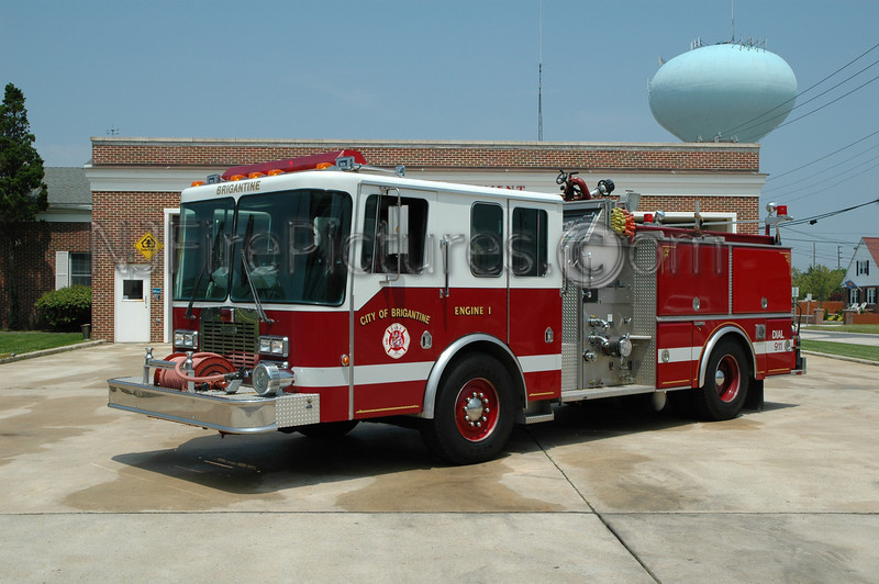 BRIGANTINE, NJ ENGINE 1