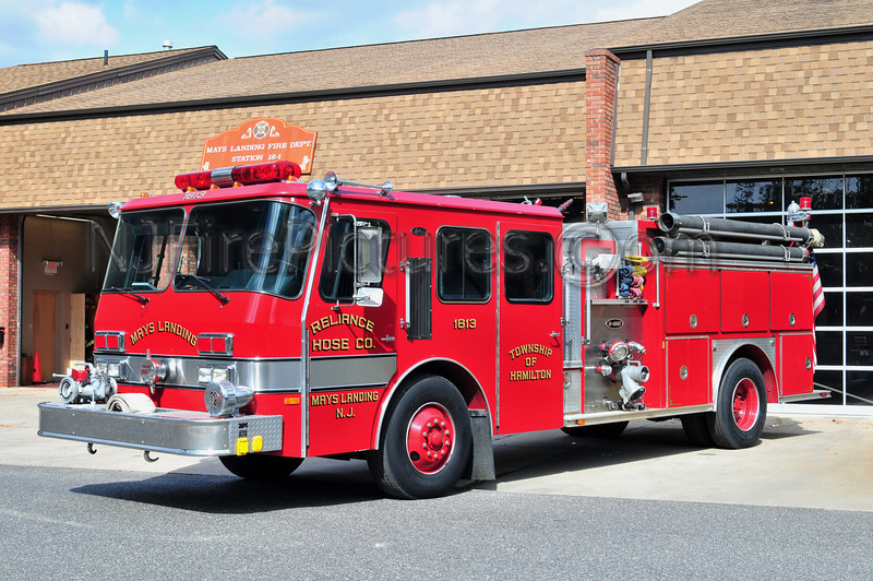 MAYS LANDING, NJ ENGINE 1813