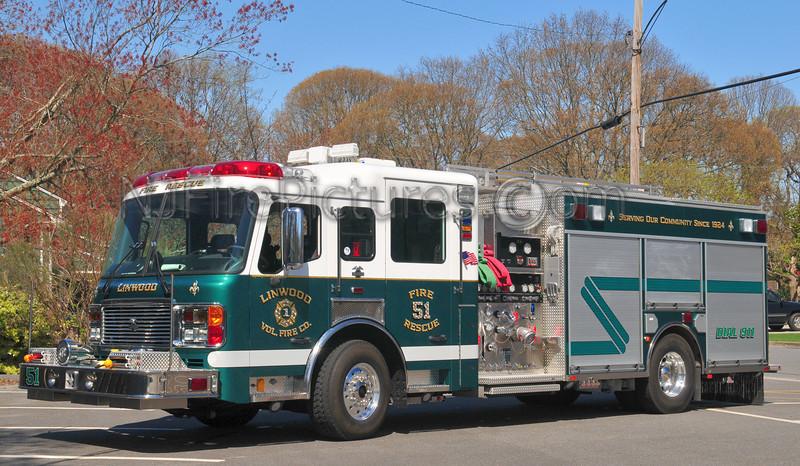 LINWOOD, NJ ENGINE 51