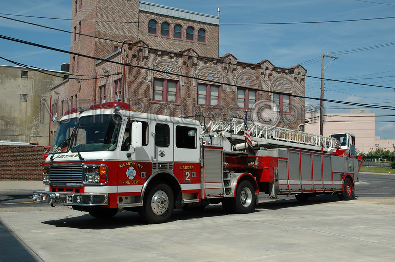 ATLANTIC CITY, NJ LADDER 2