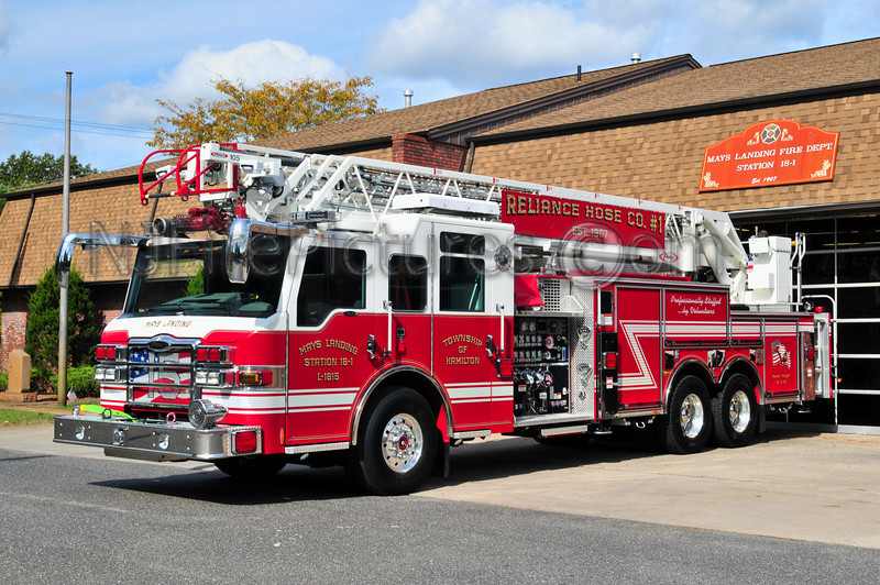 MAYS LANDING, NJ LADDER 1815