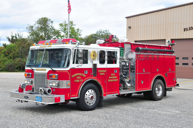 EGG HARBOR TWP, NJ F-1545 FARMINGTON FIRE CO.
