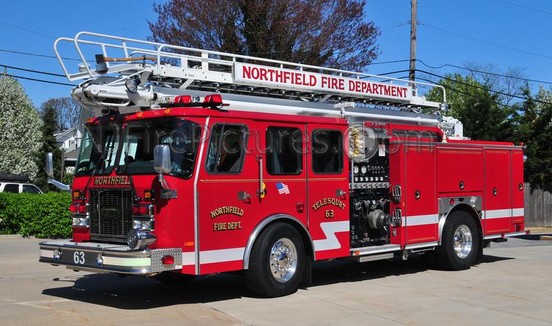 NORTHFIELD, NJ TELESQURT 63