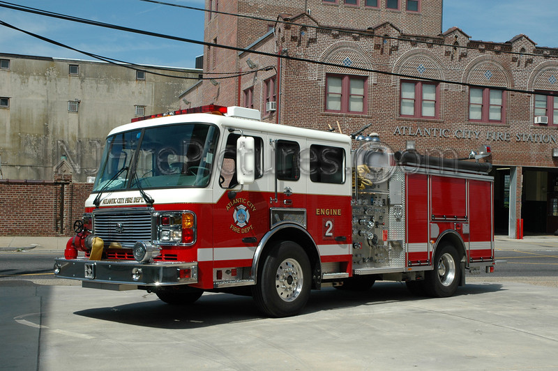 ATLANTIC CITY, NJ ENGINE 2