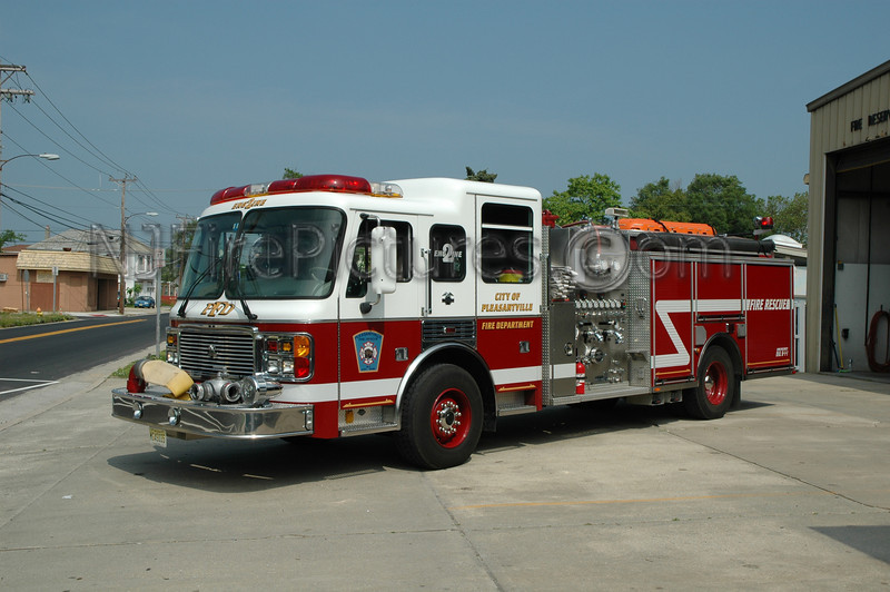 PLEASANTVILLE, NJ ENGINE 2