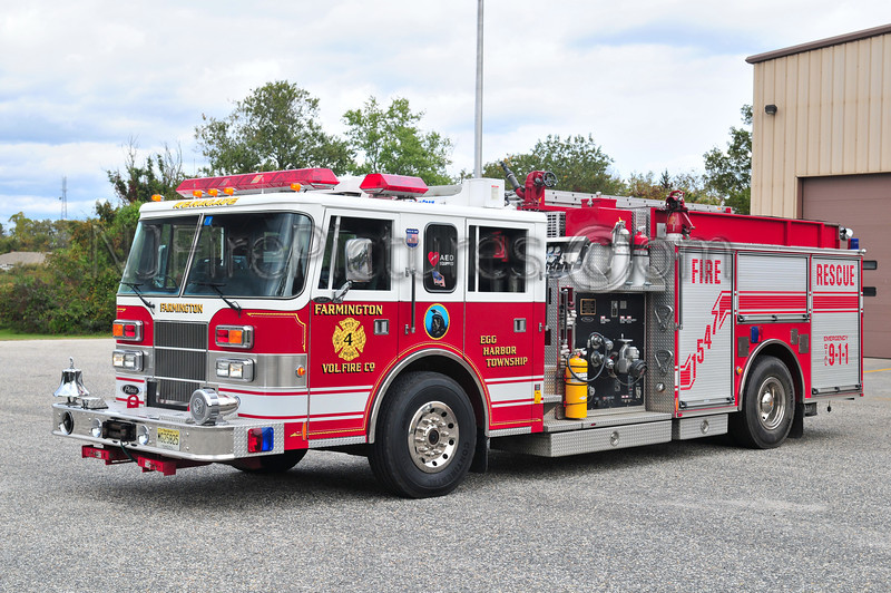 EGG HARBOR TWP, NJ F-1547 FARMINGTON FIRE CO.