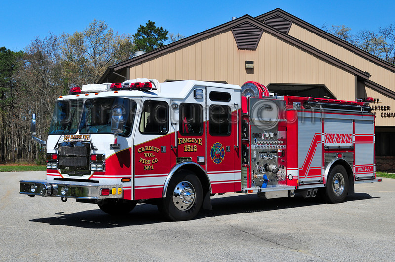 EGG HARBOR, NJ (CARDIFF) ENGINE 1512